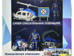 Игровой набор Полицейская операция