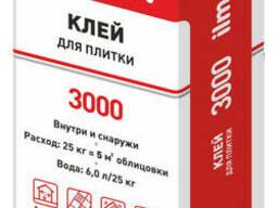 Ilmax 3000 Клей для плитки до 40х40 25 кг.