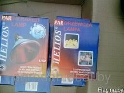 Инфракрасная лампа PAR38,175Вт, Е27