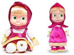 Интерактивная кукла Маша повторяшка