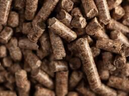 Industrial wood pellets A2 | Инудстриальная пеллета A2