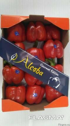 Испанские овощи. Прямые поставки.