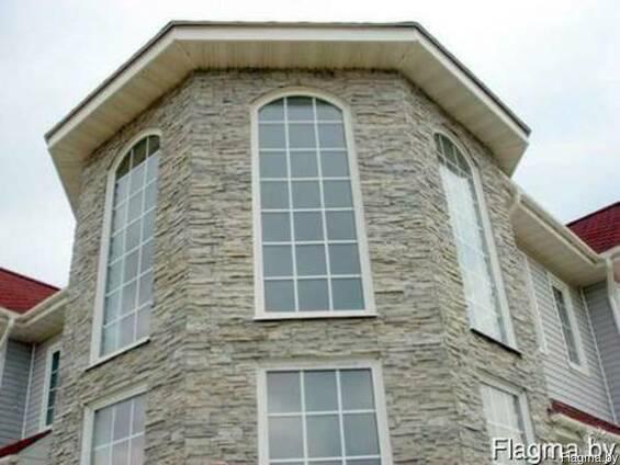 Изготовим термопанели фасад, цоколь-одежда дома