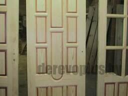 Изготовление Дверей из массива под рамер