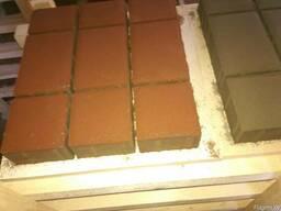Изготовление и укладка тротуарной плитки, бордюра дек.камня