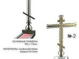 Изготовление крестов, крест на могилу