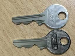 Изготовление квартирного ключа