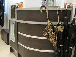 Изготовление мебели для торговли, АЗС, гостиниц, аптек