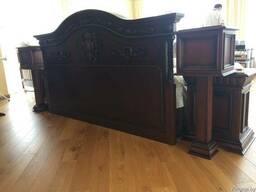 Изготовление мебели,лестниц,кабинетов из массива дерева.