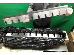 Изготовление ножей для рубительных машин российского и импор
