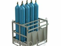 Поддон (контейнер) для газовых баллонов ( 12 шт )