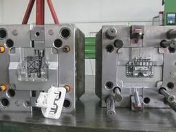 Проектирование и производство литьевой оснастки, пресс-формы, штампы.