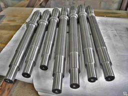 Изготовление валов и других изделий из металла