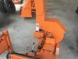 Измельчитель древесины ЕМ-210. 01. 00. 00 с г/механизмом подачи
