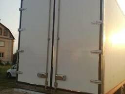 Двери фургона
