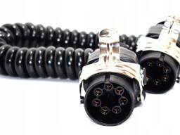 Кабель спиральный EBS 7 пин S-PSEBS 4.5