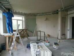 Качественный, не дорогой ремонт квартир, коттеджей, помещени
