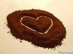 Какао-порошок натуральный. Жирность 10-12%. TULIP CACAO