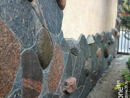 Камень для двора натур.
