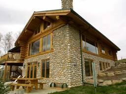 Каменные дома дачи усадьбы