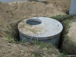 Канализации, септик, водопровод, дренажная система
