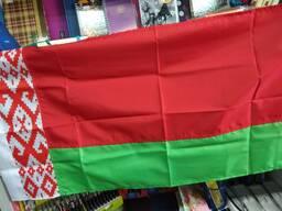 Флаг государственный РБ - разные размеры в Могилеве