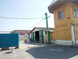 Капитальное строение (Материального склада)