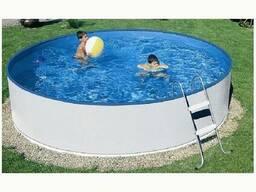 Каркасный бассейн Azuro 240 Mountfield