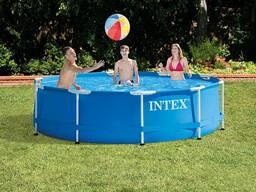 Каркасный бассейн Intex Metal Frame 366х76 см 28210/28212