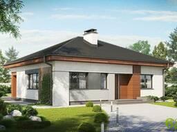 Каркасный Дом Ванкувер 127м2
