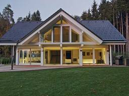 Каркасные дома под ключ в Беларуси