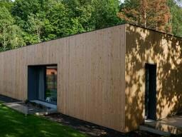 Каркасные дома, стропильные системы