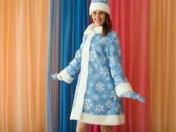 Карнавальный костюм «Снегурочка»аренда, прокат