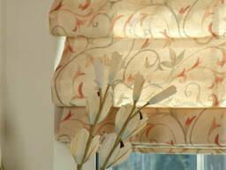 Карнизы для римских штор. Римские шторы