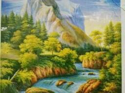 Картина по номерам 40*50 см Природа RA3179