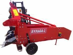 Картофелекопалка Бульба-1 однорядная траспортерная для трактора