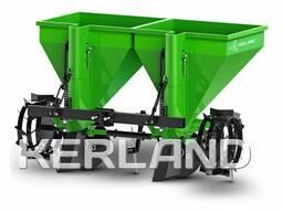 Картофелесажалка двухрядная Kerland СТ 218