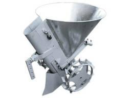 Картофелесажалка механическая для мотоблока