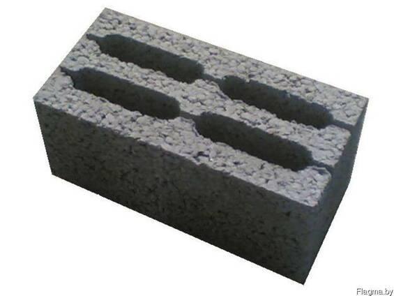 Керамзитобетонные блоки 200\200\400
