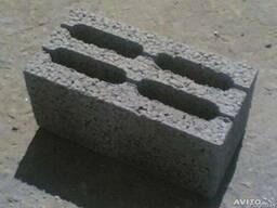 Керамзитобетонные блоки M25M30M50M75