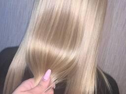 Кератиновое выпрямление волос, ботокс волос, долговрнеменный прикорневой объем