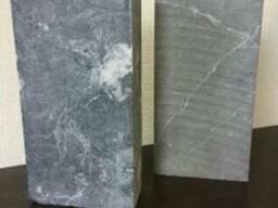 Кирпич печной стандартный из талькохлорита 250*125*60мм