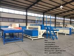 Китайский станок для производства сетки сварный станок 1500
