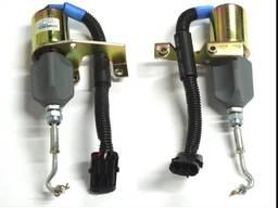 Клапан отсечки топлива (соленоид) стоп-магнит