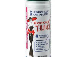 """Клетчатка сибирская """"Тонкая талия"""" 170г."""