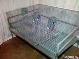 Клетка для кроликов универсальная