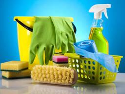 Клининговые услуги (уборка, чистка, мойка)