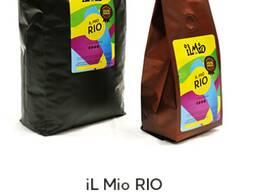 Кофе в зернах свежей обжарки, 80% арабика/20%робуста
