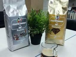Кофе в зернах натуральный «novara» restore - (ресторе):