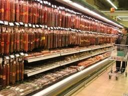 Колбасные изделия в ассортименте